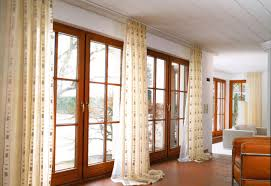 office curtain ideas. Home Office : Window Treatment Ideas For French Doors Tv Above Fireplace Style Medium Curtain C