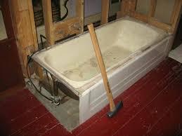 compact used cast iron bathtub s bathroom standard tub drain removal antique