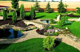 Landscape Garden Design New Decoration
