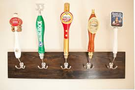 Beer Tap Coat Rack Beer Tap Coat Rack Beer lovers Coat racks and Taps 1