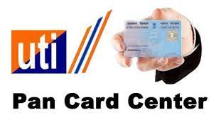 csc uti pan card apply new process 2021