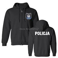 Us 13 06 30 Off Fashion Poland Polish Police Policja Boa Anti Terrorist Pirotechnik Hoodies Male Sweatshirt Harajuku Coat In Hoodies Sweatshirts