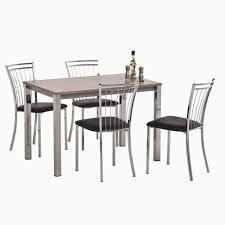 Ensemble Table Chaise Cuisine Cuisine Blanc Et Bois