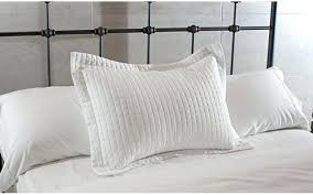 White Pillow Sham White Quilted King Size Pillow Shams – rewalkz.me & white pillow sham white quilted king size pillow shams Adamdwight.com