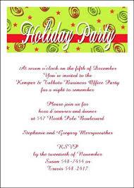 Corporate Christmas Party Invitation Templates Work Invitation