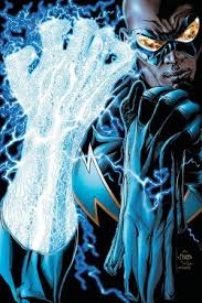 comic book lighting. Black Lightning Provides Examples Of: Comic Book Lighting C