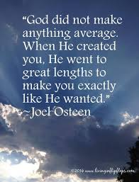 Joel Olsteen Inspirational Quotes Enchanting Inspirational Quote By Joel Osteen Wwwlivinginflipflops If
