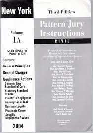 Ny Pattern Jury Instructions