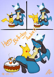 Pikachu And Lucario Have Sex