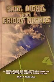 Are Your Lights On Book Salt Lights And Friday Nights Matt Uzzell 9780615662060