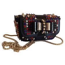 Charity Shop Designer Handbag