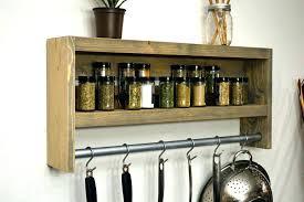 rustic wood wall shelves box shelf mount chaincuttersunion