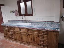 rustic tile kitchen countertops. Modren Kitchen Rustic Kitchen Counter Mediterraneankitchen Inside Tile Countertops