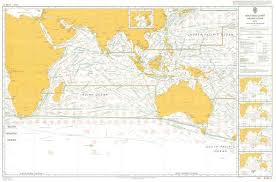 Routeing Charts Information Admiralty 5126 Planning Chart Routeing Indien Ocean