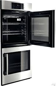 benchmark series double wall oven touch control bosch 30 reviews