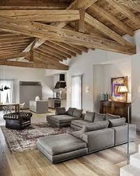 Modern rustic interior design White Beautiful House Home Living Room Living Area Mondo Divani Design Design Case Pinterest 15799 Best Modernrustic Interior Design Images In 2019 Diy Ideas