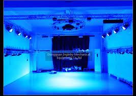 guangzhou manufacturer led 54 3w par light wash indoor dmx rgbw led par can light