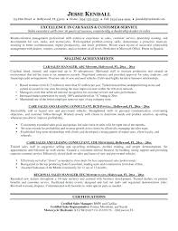 Car Salesman Resume Car Sales Capable Car Sales Job Description ...