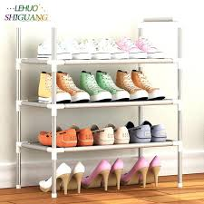 Furniture for shoes Pallet Shoes Furniture Shoe Rack Multiple Layers Shoes Easy Assembled Shelf Storage Organizer Stand Holder Keep Room Neat Furniture Shoes As Seen On Tv Ebay Shoes Furniture Shoe Rack Multiple Layers Shoes Easy Assembled Shelf