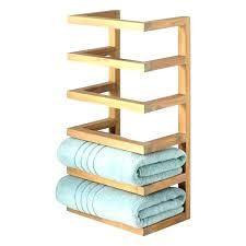 wooden towel rack stand modern towel holder modern towel stand modern towel racks throughout teak hanging