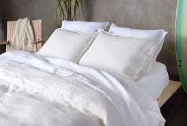 brooklinen linen sheets gear patrol full lead