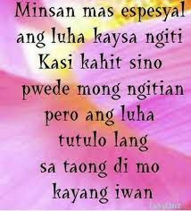 Tagalog Quotes Interesting 48 Beautiful Tagalog Love Quotes With Images