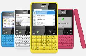 nokia keyboard phone. move over facebook home: nokia has unveiled the asha 210, a new phone with qwerty keyboard -- and world\u0027s first whatsapp button. c