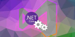 net core windows services