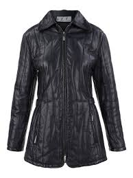 Gianfranco Ferre Size Chart Gianfranco Ferre Quilted Leather Zip Jacket