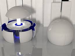 cool dining room table. Interesting Cool KurePod Dining Table U0026 Chairs View In Gallery Still  Inside Cool Room E