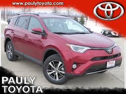 New 2018 Toyota RAV4 XLE 4D Sport Utility in Crystal Lake #29170 ...