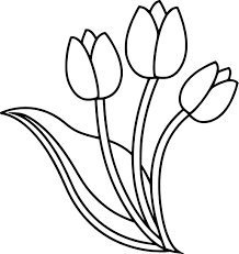 Fleur Tulipe Coloriage L Duilawyerlosangeles Fleur Tulipe Coloriage L