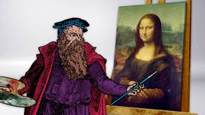 leonardo da vinci facts summary com mona lisa