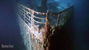 real underwater titanic pictures. Titanic Underwater Real Images 26 3 2017 Pictures O
