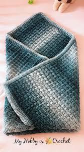 Crochet Patterns For Baby Blankets Custom Design