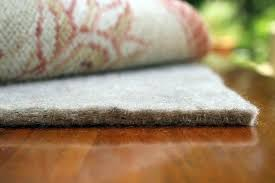 rug pads for hardwood floors elegant best
