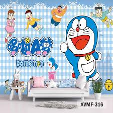 Doraemon Wallpaper Dinding Gambar ...