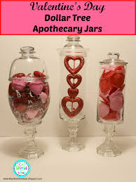 Apothecary Jar Decorating Ideas Ria's World of Ideas Valentine's Day Dollar Tree Apothecary Jars 76