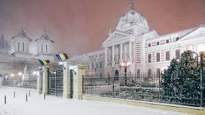Image result for poze iarna Bucuresti
