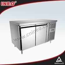 table top fridge. commercial 2 door stainless steel desktop mini fridge/table top fridge table o