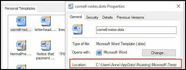 microsoft word teplates create cornell notes template in word productivity portfolio