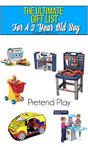 Best Gift Ideas for a 2 year old Boy The Ultimate List \u2022 Pinning Mama