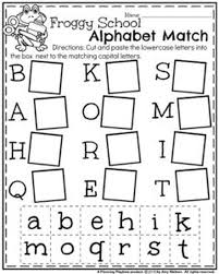 19. back to school kindergarten worksheets planning playtime froggy ...