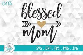 2 files for each format. Blessed Grandma Svg Free Free Svg Cut Files Create Your Diy Projects Using Your Cricut Explore Silhouette And More The Free Cut Files Include Svg Dxf Eps And Png Files