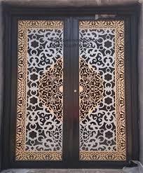 metal doors 10 Metal DoorsMetal GatesSliding doors, metal gate ...