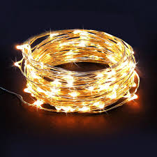 Battery Operated Led Lights With Timer Rtgs 60 Warm White Color Led String Lights Batteries Operated On 20 Feet Long Silver Color Wire With Black Waterproof Batteries Box And Timer
