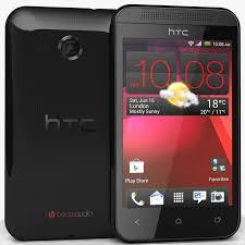 3d 3ds htc desire 200 black