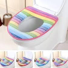toilet seat cover set bathroom set colorful toilet set cover seat cover bath mat holder toilet seat cover set