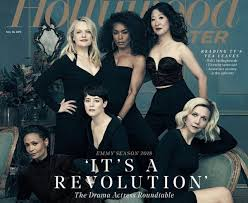 hollywood reporter drama actress roundtable cover