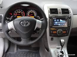 Toyota Corolla 2013 Interior wallpaper | 1024x768 | #25098